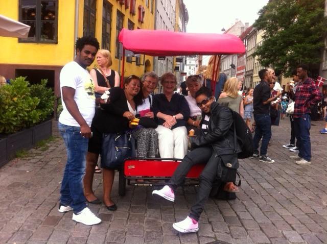 Tur til København sommer 2015.