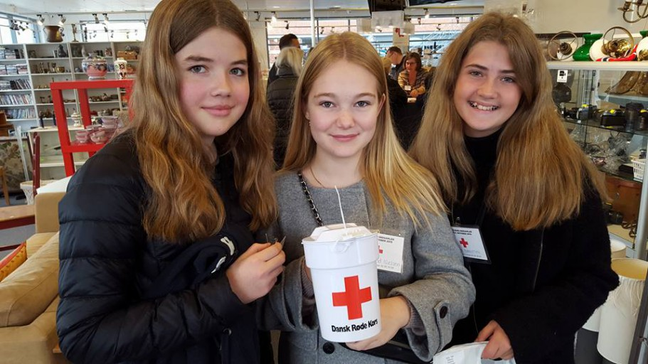 Røde Kors Landsindsamling 2015