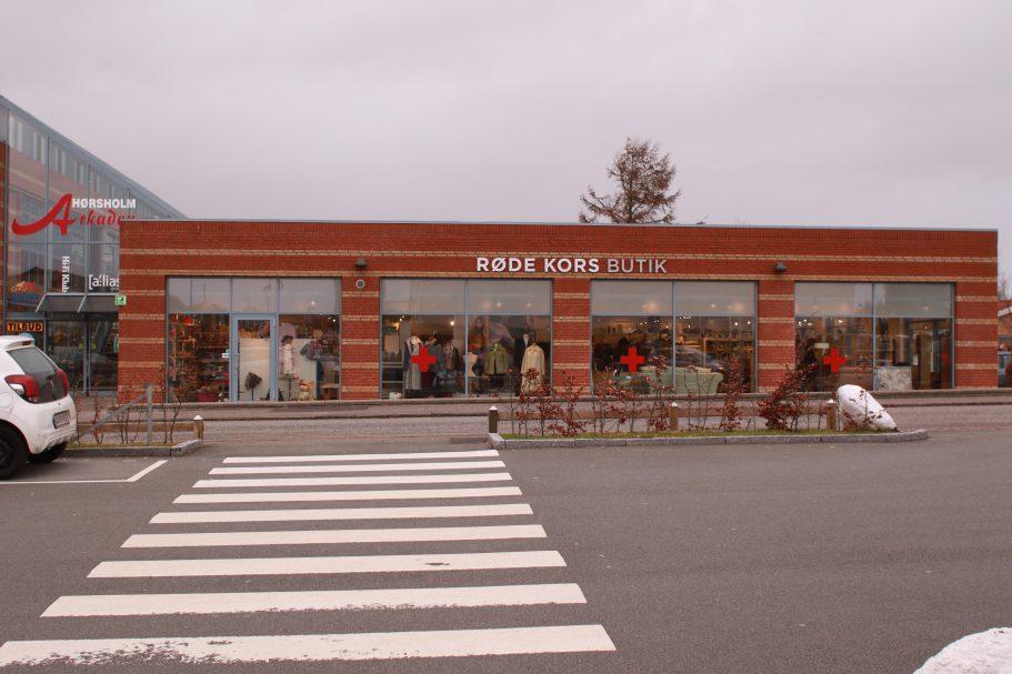 Røde Kors Butikken Hørsholm