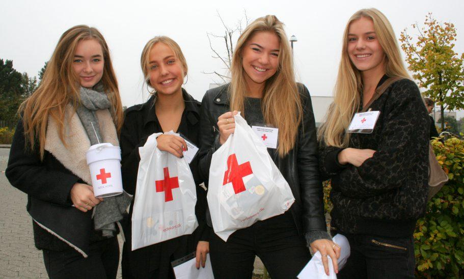 Landsindsamling Røde Kors Hørsholm