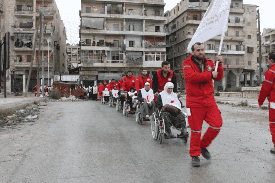 Landsindsamling 2016 Røde Kors - Nødhjælp til Syriens civile