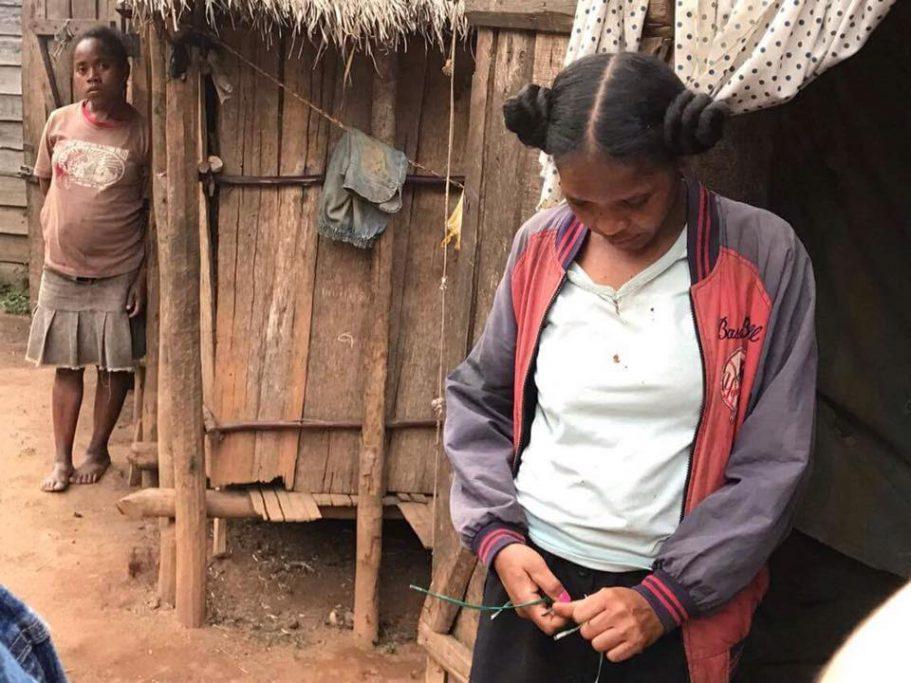 Byen Bazar Zoma synes at være en anden virkelighed .... langt mere end bare en anden del af verden... skriver Røde Kors frivillig Marie-Louise Overgaard Bjerrum, der også har taget fotoet