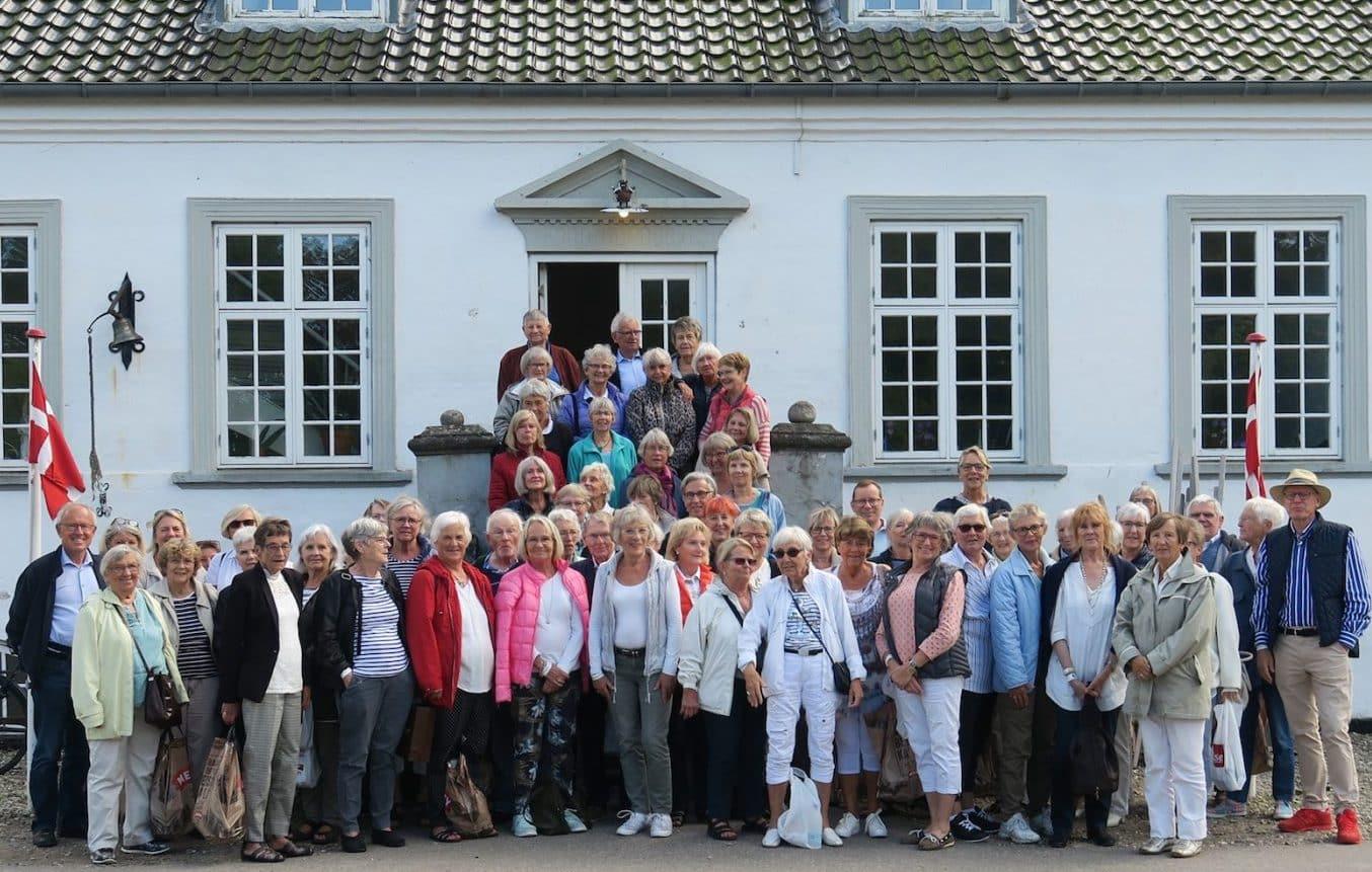 Røde Kors Hørsholm Sommerudflugt 2017
