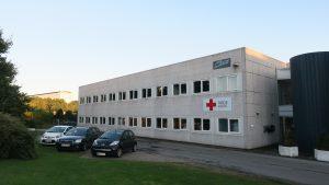 Røde Kors Huset, Savsvinget 4D, Hørsholm