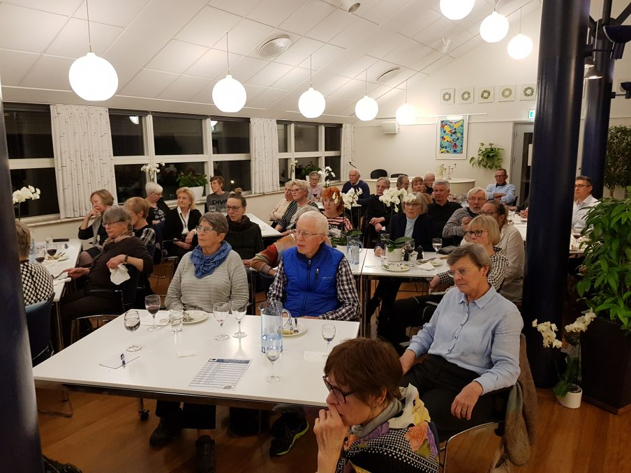 Røde Kors Hørsholm Generalforsamling 2019