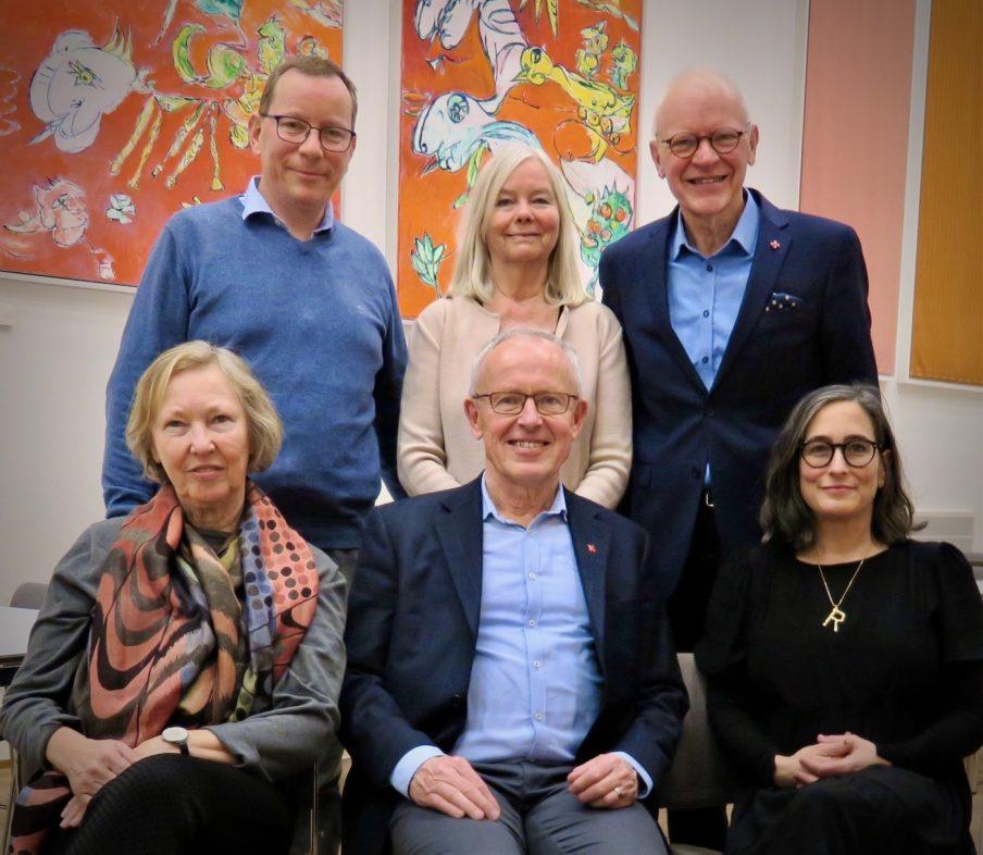 Røde Kors Hørsholms bestyrelse 2020