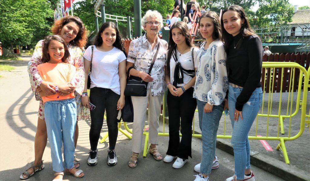 Røde Kors Integration sommerudflugt for flygtningebørn 2020