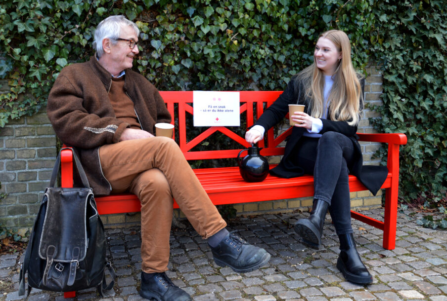 Kulturdag på Hørsholm Ridebane - Den Røde Bænk