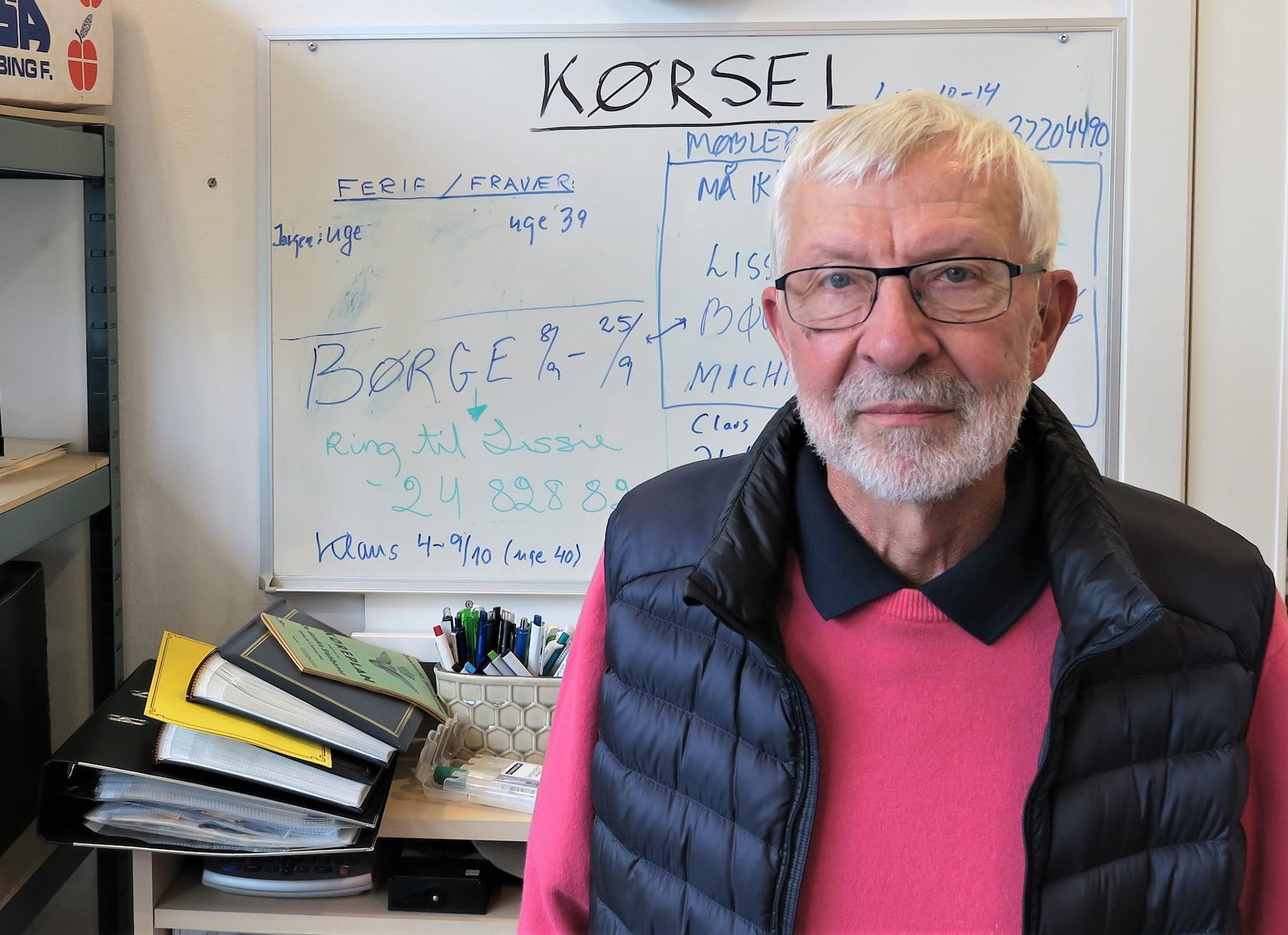 Stig Gordon Nielsen, Røde Kors Butikken